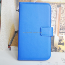 Wallet Leather Case for Samsung Galaxy S3 mini i8190 leather case cover accessories Mix color