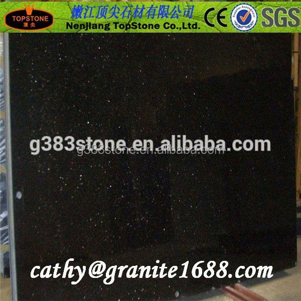 labrador polished black granite with high quality