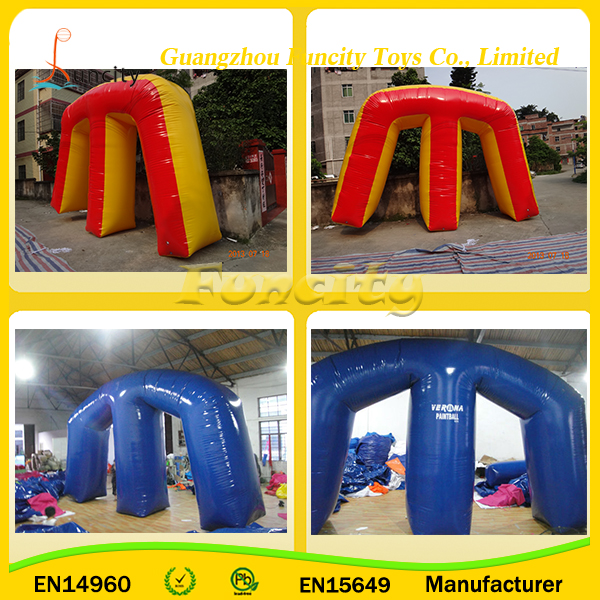 Hot Sale Inflatable Air Bunker Paintball,Paintball Wall,Paintball Arena