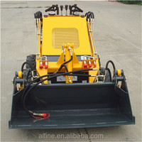 Newest CE approved hydraulic pump skid steer
