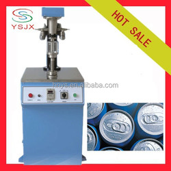 Easy use manual can seamer machine price
