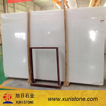 Top quality chinese white marble slabs