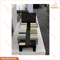 Quartz Stone Countertop Exhibition Stand for Marble and Granite