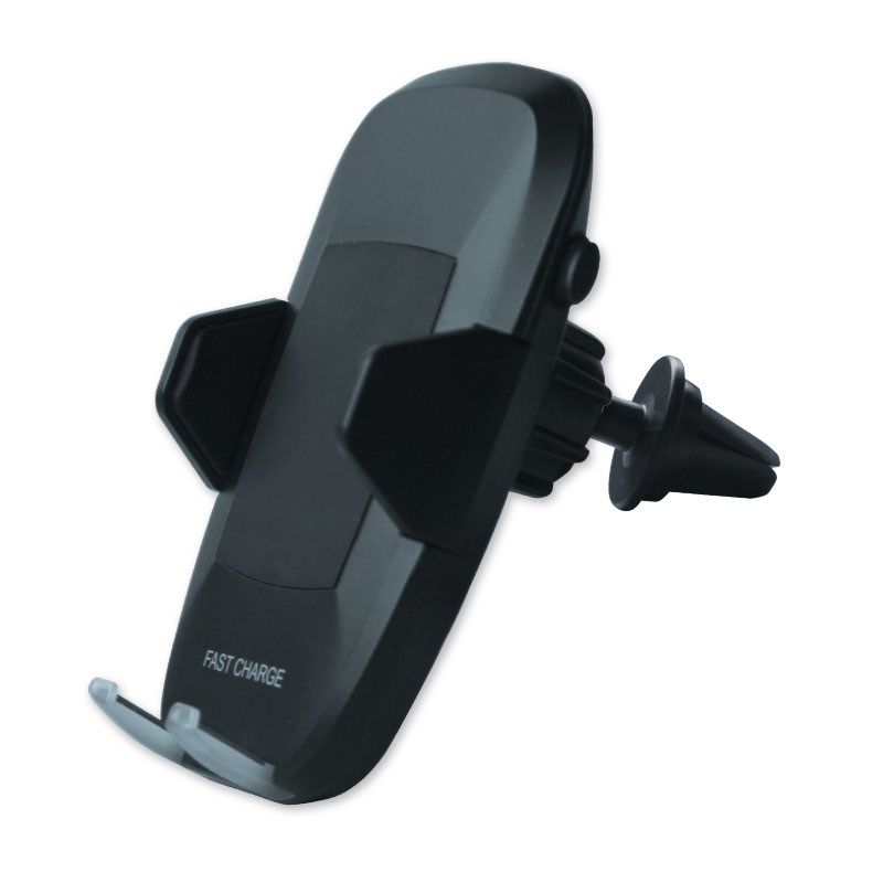 360 roting phone holder wireless <strong>charger</strong> Air Vent <strong>car</strong> phone holder mount fast qi wireless <strong>charger</strong> with type c cable for iphone