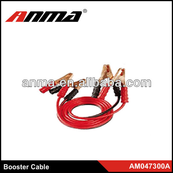 car accessories heavy duty cheap jump leads/booster cable manufacturer