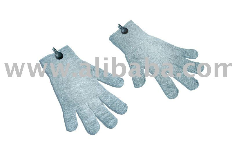 STIMEX stimulation gloves and socks / garment electrodes for electrotherapy by schwa-medico