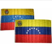 custom 100% polyester Venezuela national country flag