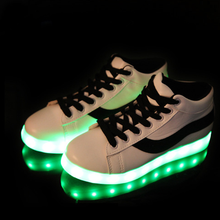glowing shoes Reasonable price running shoes future glow basketball shoes