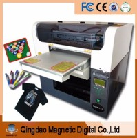 6/8 color digital direct garment printer dgt