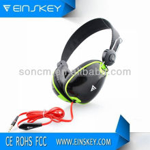 OEM Ear Cup Wired Audio Headset Gaming Chat Stereo Headphone Mic & Volume Control For PS4/Tablet/Laptop/PC/Mobilephones