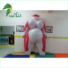 Hongyi Toy Customized Inflatable Sex Fox Cartoon With Big Boobs