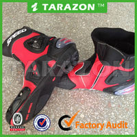 hot sale motorcycle shoes for racing bike