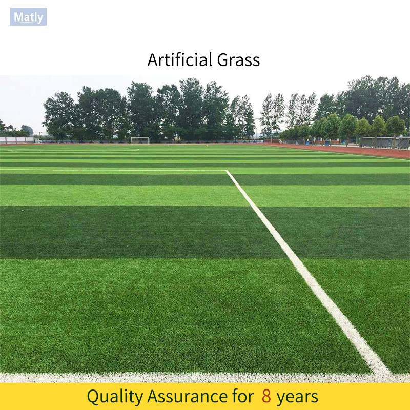 Professional 20mm turf football artificial grass for soccer