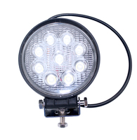 TURCK WORK LAMP OFFROAD LED DRIVING LIGHT 27W LED MOTORCYCLE LIGHT