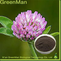 Free samples Anticancer 8% Isoflavones Red Clover extract powder