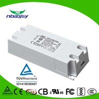 China supplier LED power supply 5w 7w for panel and down light with TUV CE SAA