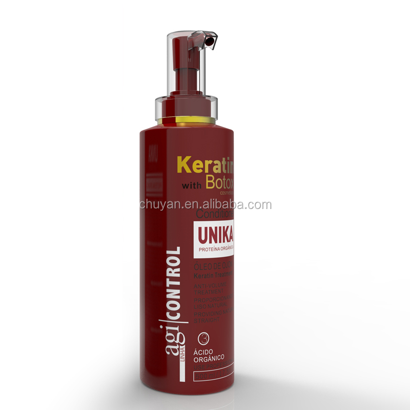OEM/ODM 900ML professional keratin smoothing treatment hair conditioner