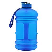 2.2L Matt Color Gym Fitness Energy Drink Branded Quality Bottle Water with Strap