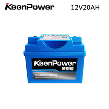 Keenpower 12V20Ah smart automotive/automobile truck battery car battery
