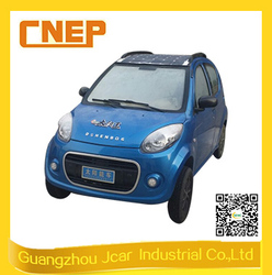 Made In China New design Fashional solar electric battery automobile(