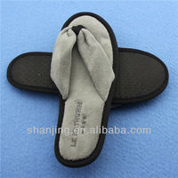 new flip flop fancy slipper for hotel men