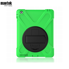 Heavy Duty Cheap Cool Case Cover Accessories Kids Tough Bumper Cases And Covers With Stand For Ipad 1 2 3 4 For Apple