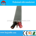 twin and earth cable, 2 cores, twin cable, earthing cable, flat 2 cores twin cable , cca cable, copper wire