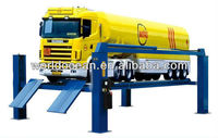 10ton heavy duty hydraulic four post lift vehicle repair lift,truck lift