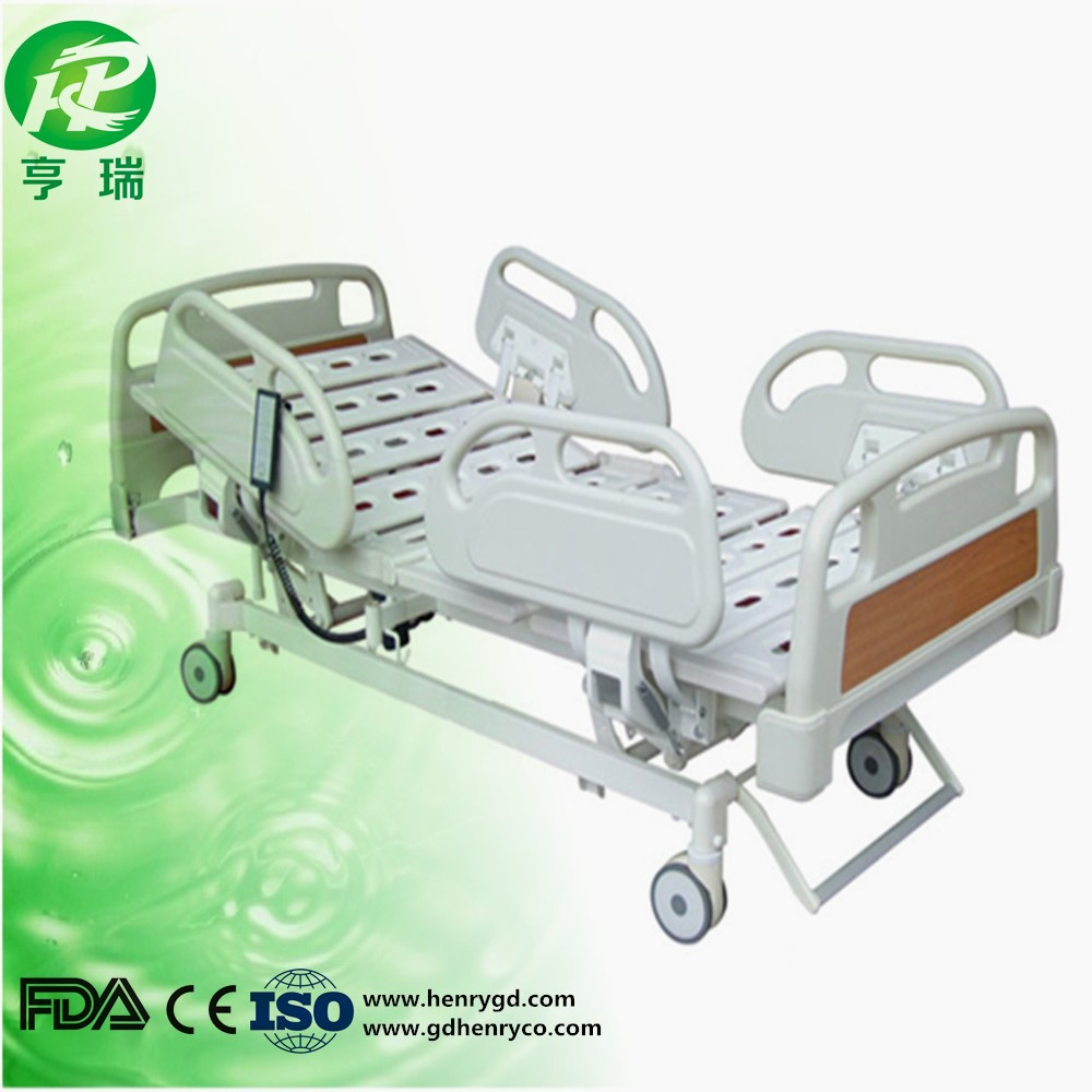 HR813 three function medical appliance hospital bed