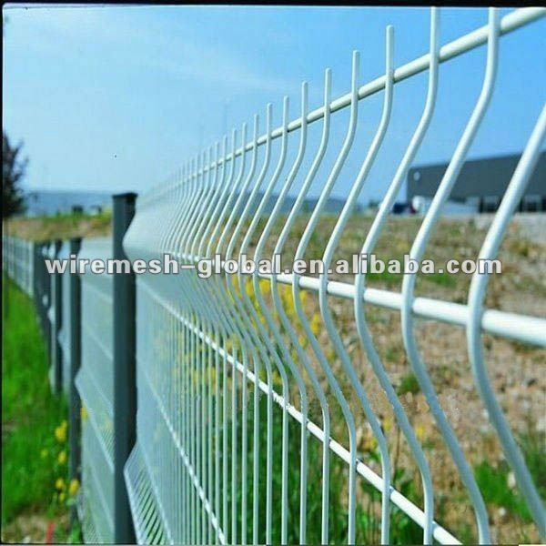 PVC Coated Garden Fencing