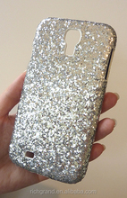 ICY Silver Diamond Sequin Case Cover For Samsung Galaxy S 4 IV i9500