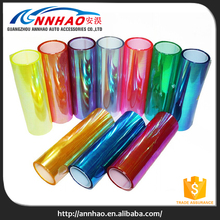 10 Colors 30cm x90cm Chameleon Auto Car Light Headlight Taillight Tint Film