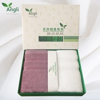 hot sell promotionalgift natural bamboo fiber towelQuick Details Material: Bamboo Fiber&Cutton Style: Plain Type: Face Towel Te
