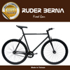 Ruder berna suspension mountain bike foot brake bicycle cheap chopper bicycles for sale