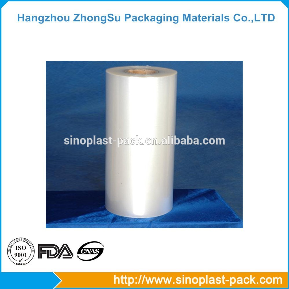 Plastic Film Roll For Agriculture Plastic Film Roll For Water Sachet 500ml Plastic Film Rolls Stock