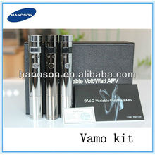 Gold Suppliers!!!Stock Shipping!!! 2013 hottest and newest vamos e cigarette cig e-cigarette