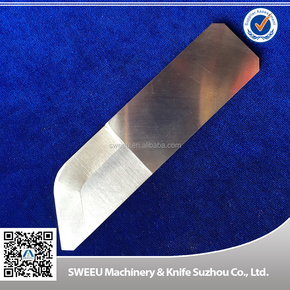 Replace Thin Plastic Recycling Pelletizing Blades/ Knives