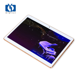 9.6 inch 1280*800 tablet mtk6582 quad core 3G city call android phone