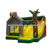 hot sale GB-041 newly design kids Mini inflatable bouncing castle