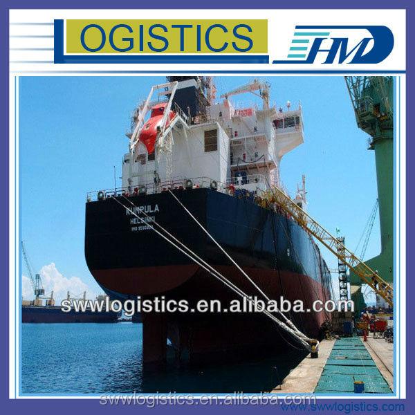 Door to door sea freight logistics service from Tianjin to Savannah USA