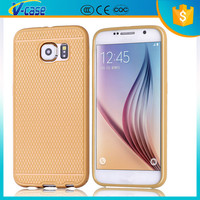 Factory cheap price soft tpu slim prevail cell phone cover cases for samsung galaxy s6