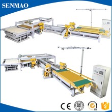 Manual Edge Trimming Saw/senmao machine