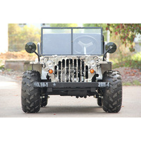 2015 hot sale mini jeep 150cc willys jeep 4x4