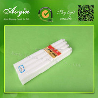 Aoyin Happy holiday candles stick wax factory
