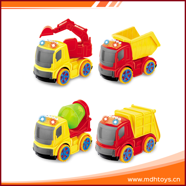 Children love gift small electric kid toy car with light and music