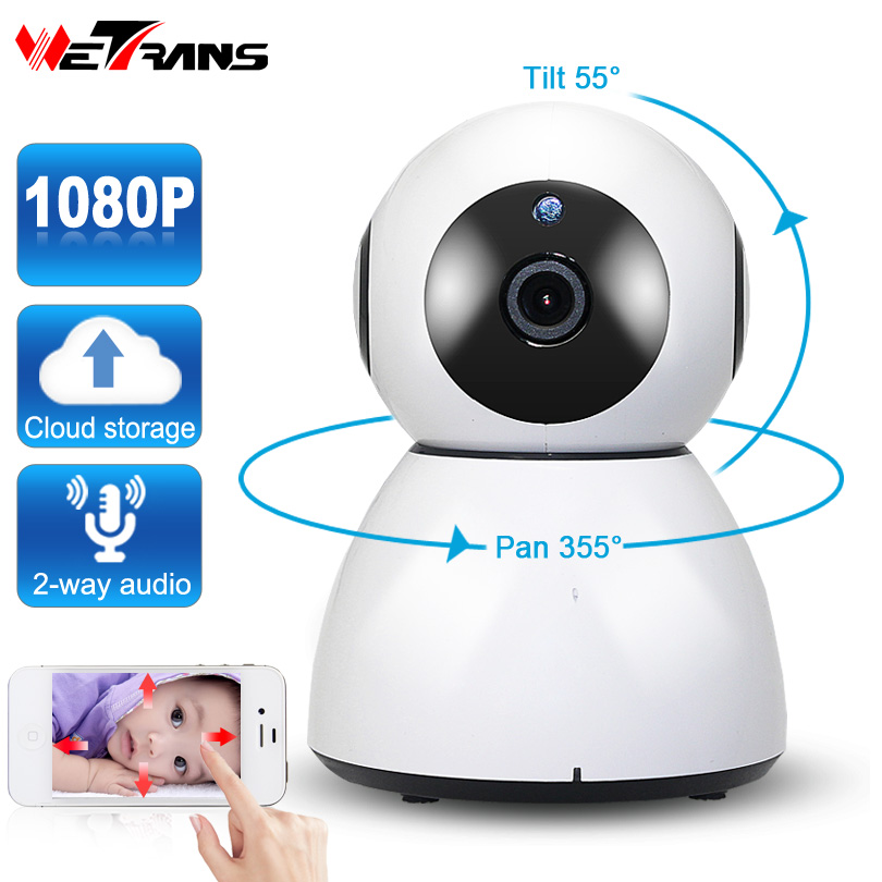 New Arrival Cloud IP Camera TR-GX201H 1080P P2P Webcam IR LED Night Vision Network Wifi Camera Module