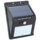 Solar Powered Lights 20LED PIR Motion Sensor Security Lights Wireless Waterproof Outdoor Lighting