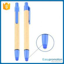 Main product simple design perfume wooden stylus ball pen reasonable price