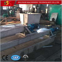 vannamei shrimp fish waste disposal for best price of pet food powder fish feed machine