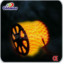 CE approved led duralight,led rope light